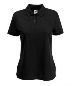 Koszulka polo damska Lady-Fit Fruit of the loom